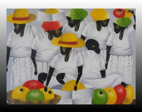 I COLORI DEL CARIBE: Quadri etnici e moderni della Repubblica Dominicana